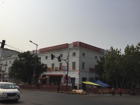 Khadi Gramodyog Bhavan