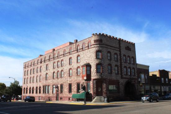 Pipestone, MN: Historic Calumet Inn