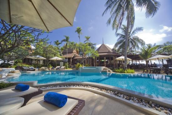 Thai House Beach Resort Swimming Pool