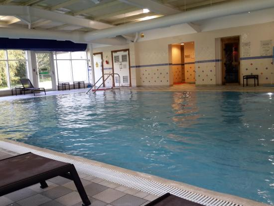 Indoor Pool With Sauna Steam Room Foto De Macdonald Crutherland House East Kilbride