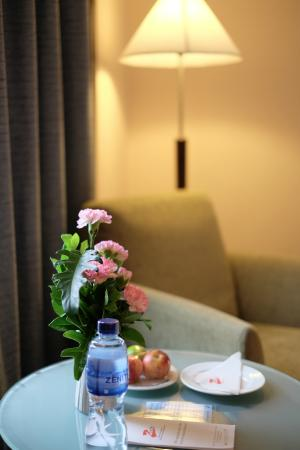 Zenith Sukhumwit Hotel Bangkok: resting area