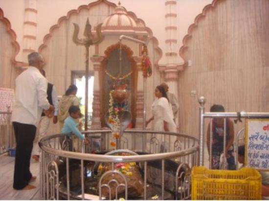 Valsad, Inde : Temple Inside View