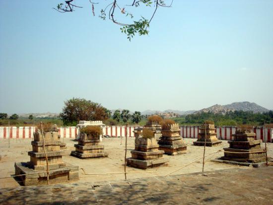 Koppal, Indie: navabrindhavanam