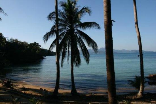 Koh Wai Pakarang Resort: dawn in koh wai