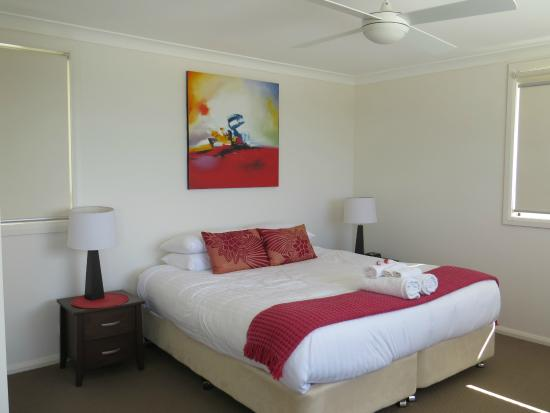 Solitary Islands Lodge: North Solitary room