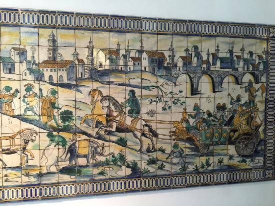 Tiles Picture Of National Tile Museum Lisbon Tripadvisor