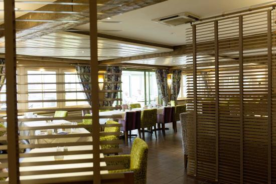 Hotel Pfalzblick : Restaurant Grafendahn