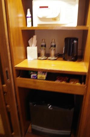 Sibsan Luxury Hotel Rimping Chiangmai Room Mini Bar Cabinet & Room Mini Bar Cabinet - Picture of Sibsan Luxury Hotel Rimping ...