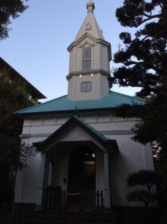 Shuzenji Eastern Orthodox Church Kenei Holy Shrine