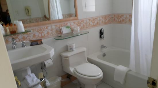 Excelsior Hotel: bathroom