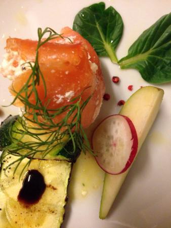 Naestved, Denmark: Restaurant Peperoncino Siciliano Det Røde Pakhus