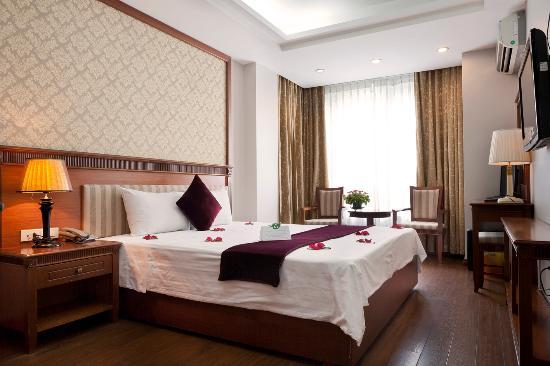 Stelward Prima Hotel, hoteles en Hanói
