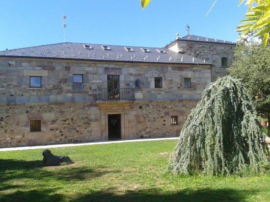 Riolago, Spagna: Fachada del Palacio de los Quiñones