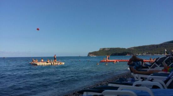 Kemer Dream Hotel: Море и горы