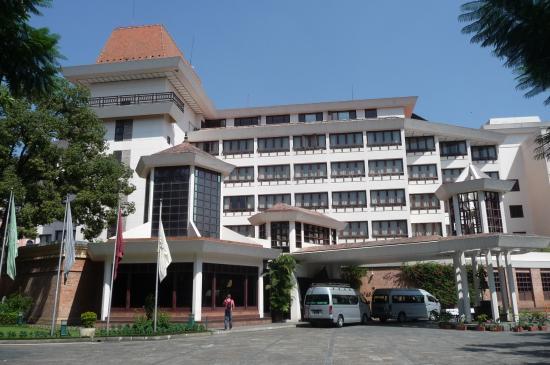 Hotel Yak Yeti Main Entrance To And