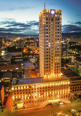 Bwp tuushin hotel picture of best western premier for Decor hotel ulaanbaatar mongolia