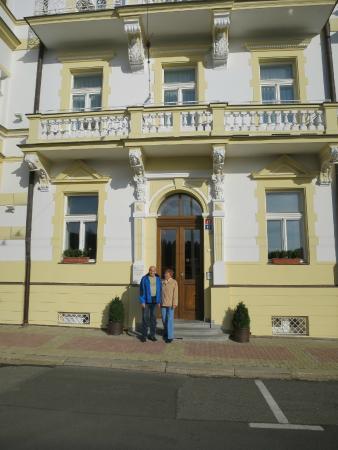 Photo of Hotel Coop Krivan Marianske Lazne