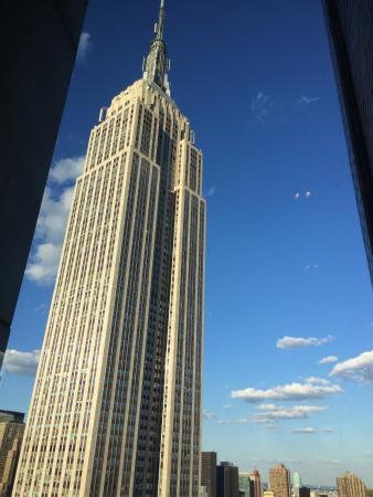"""Ì°½ë¬¸ì—ì""""œ ˳´ì´ëŠ"""" ̗íŒŒì´ì–´ìŠ¤í…Œì´íŠ¸ë¹Œë""""© Photo De Gaonnuri New York Tripadvisor"""