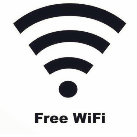 Hotel Albatros: Wifi
