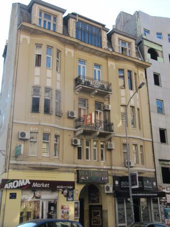 Otel Vila Terazije Na Slici Je Vila Terazije Beograd Tripadvisor