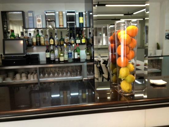 Hotel Albatros: Cafeteria