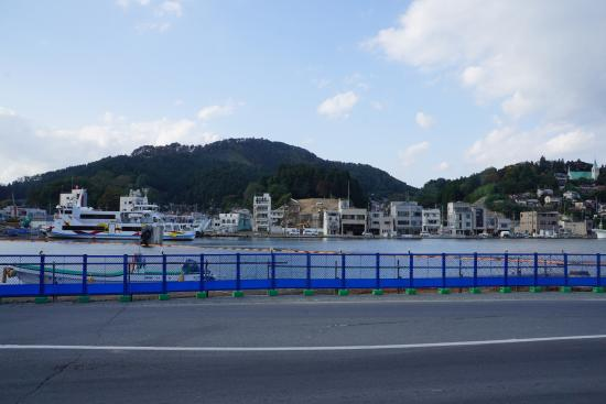 Kesennuma Bay: 風景