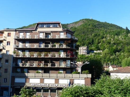 Ausblick von der dachterrasse des zimmers206 picture of for Hotel meuble park spiaggia