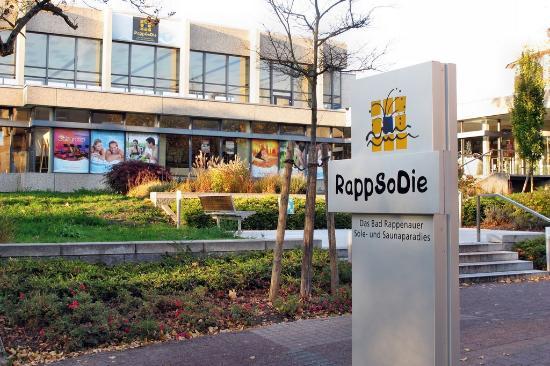 Bad Rappenau, Alemania: Aussenansicht