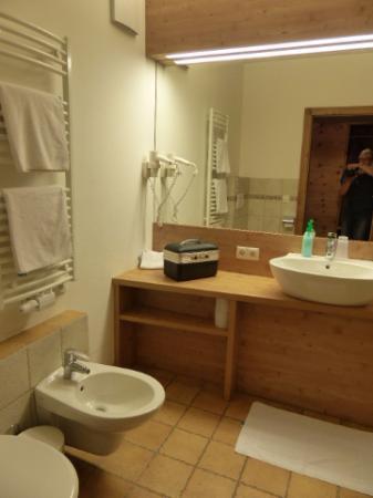 Hotel Argentum: Super Badezimmer Im Neubau