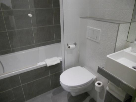 Hotel Bel Oranger Gare de Lyon : bagno