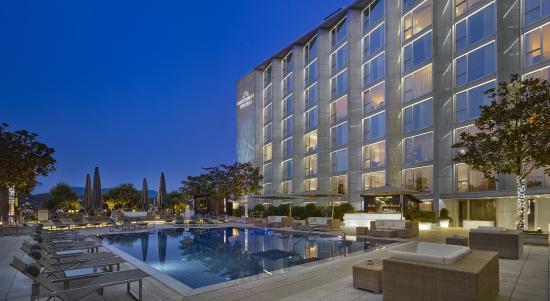 Pool Bar - Hotel President Wilson Geneva