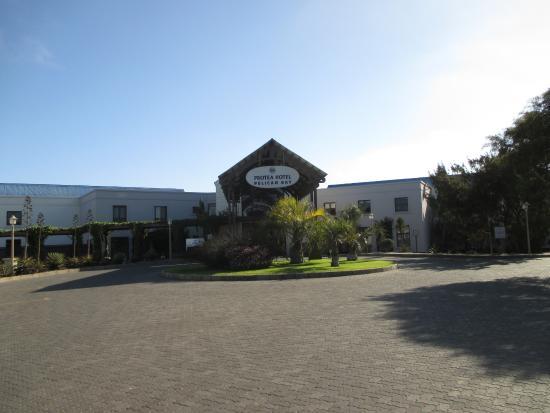 Protea Hotel Pelican Bay: Entrée