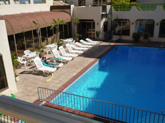 Clover Holiday Complex: The outdoor pool