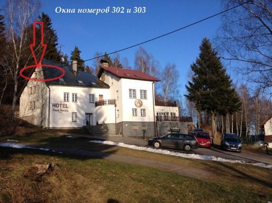 Hotel Svata Anezka