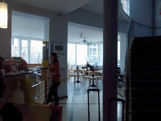 Citylight Hotel : bar e reception