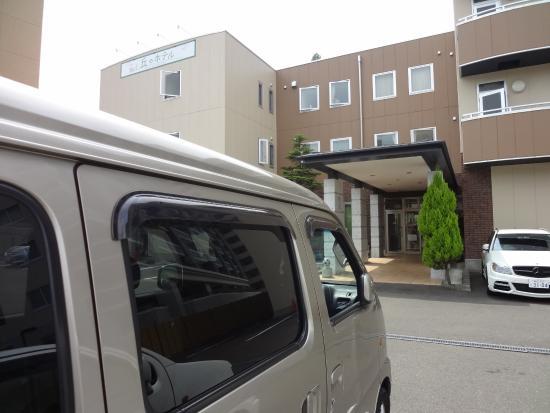 Okano Hotel: 外観