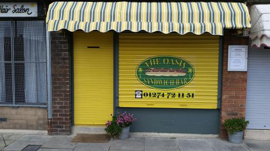 Oasis Sandwich Bar