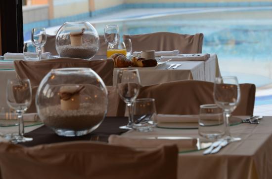 Hotel Villa Letan: Restaurant