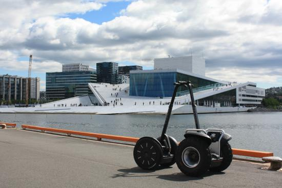 Elmoving Segway Norway