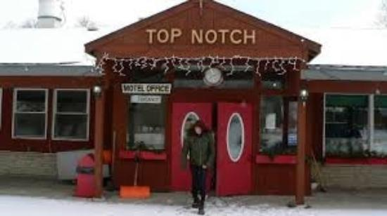 Top Notch Restaurant & Motel: Topnotch