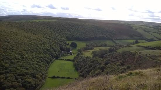Exmoor National Park, UK: Doone Valley