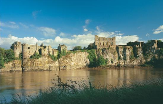 Chepstow United Kingdom  city pictures gallery : ... View. Copyright CADW Website Picture of Chepstow Castle, Chepstow