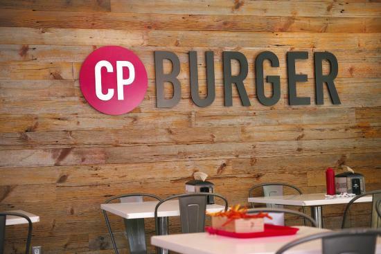 CP Burger: CPバーガー1