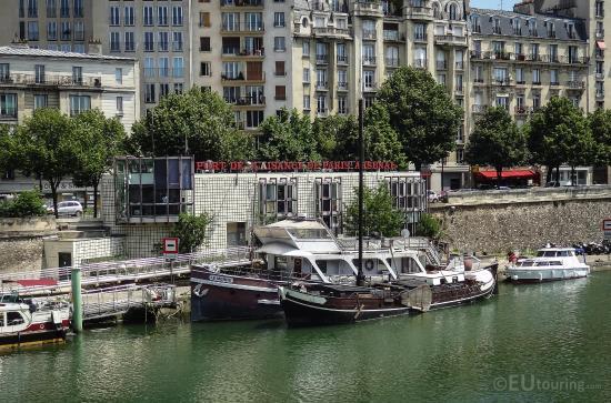 With a full name above showing port de plaisance de paris - Port de l arsenal paris ...