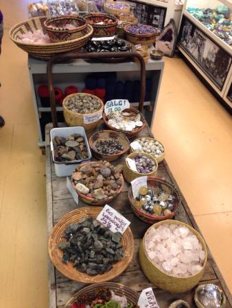 Makanda Trading Company: Gemstones.