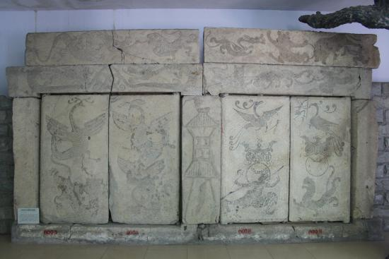 Painting Museum of Han Dynasty Nanyang Museum of Han Dynasty Stone Carving Tomb Doors & Nanyang Museum of Han Dynasty Stone Carving: Tomb Door - Picture ... pezcame.com