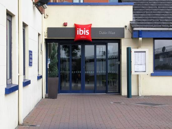 Ibis Dublin: Entrée