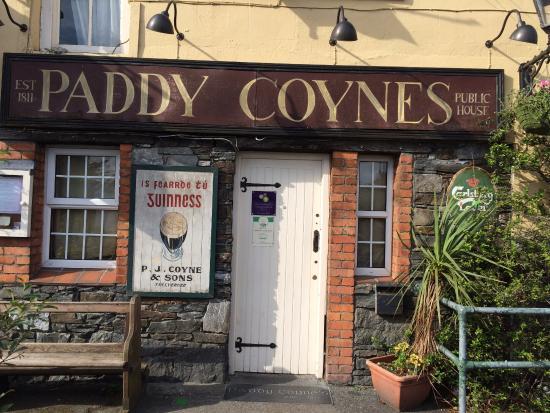 Paddy Coynes Pub Restaurant, TullyCross, Renvyle Co. Galway