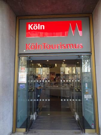 Tourist Office Cologne