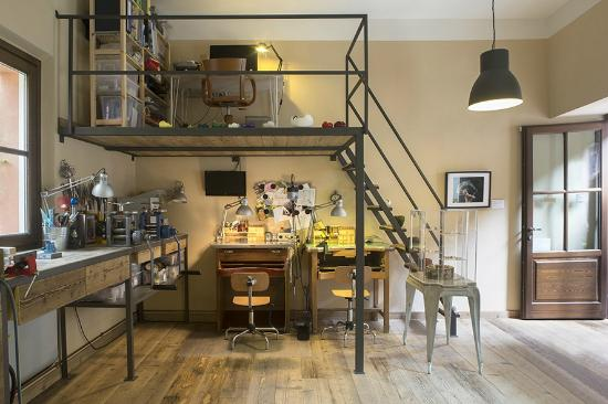 Cannobio, Italien: Spazio laboratorio